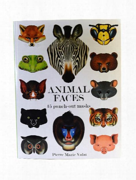 Chronicle Animal Faces Each