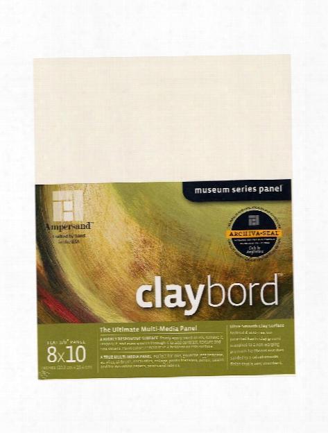 Claybord 14 In. X 18 In. Each