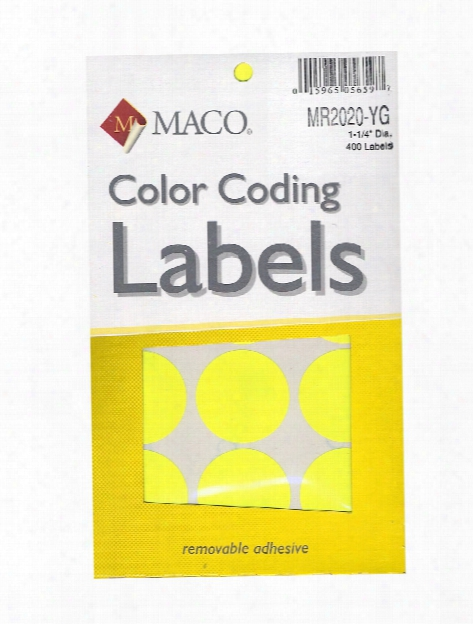 Color Coding Labels 1 2 In. Round Light Blue Pack Of 800