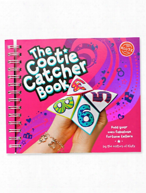 Cootie Catcher Book Each