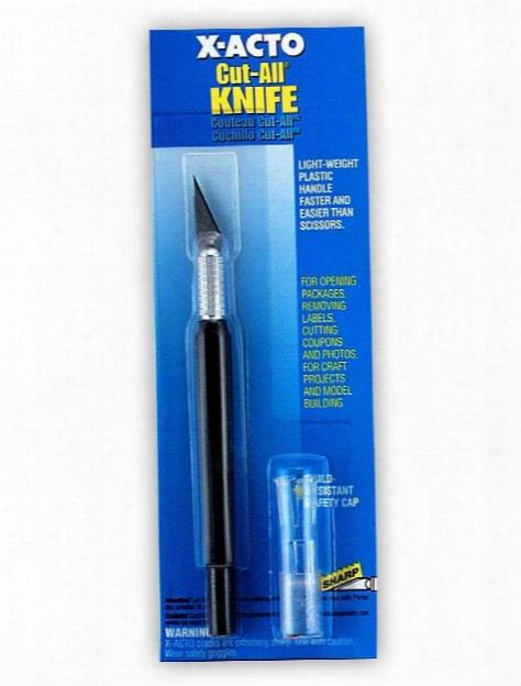 Cut-all Knives Black