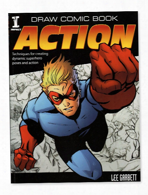 Draw Comic Book Action Each