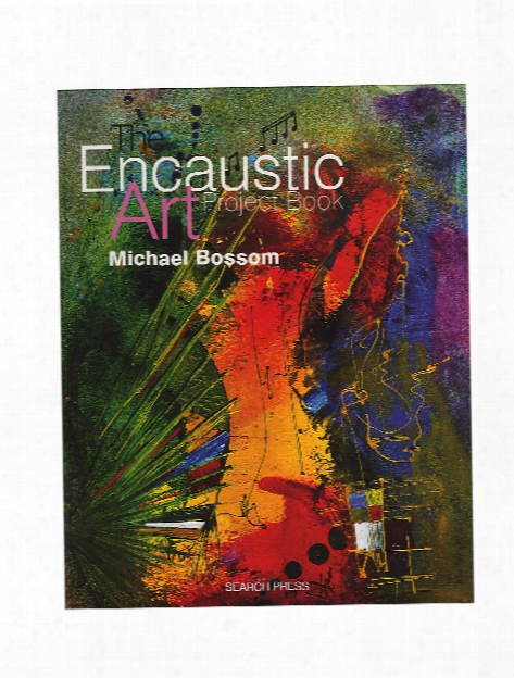 Encaustic Art Project Book Each