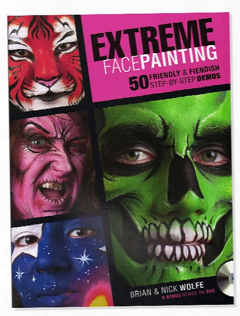 Extreme Face Painting Each