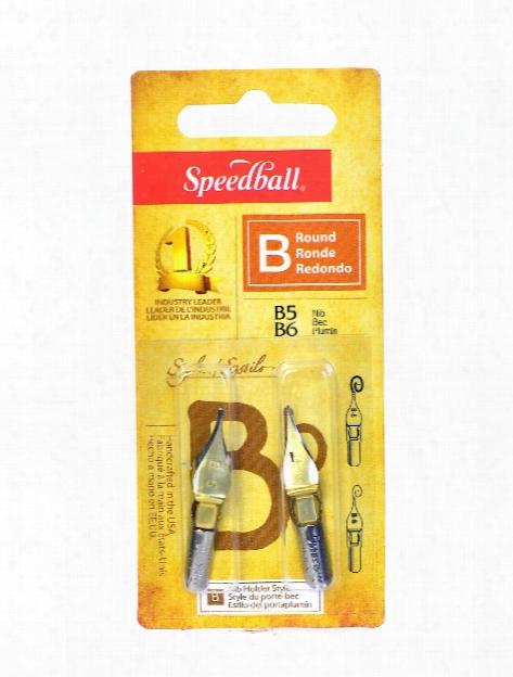 Flat Pen Nibs C-2, C-3 Pack Of 2