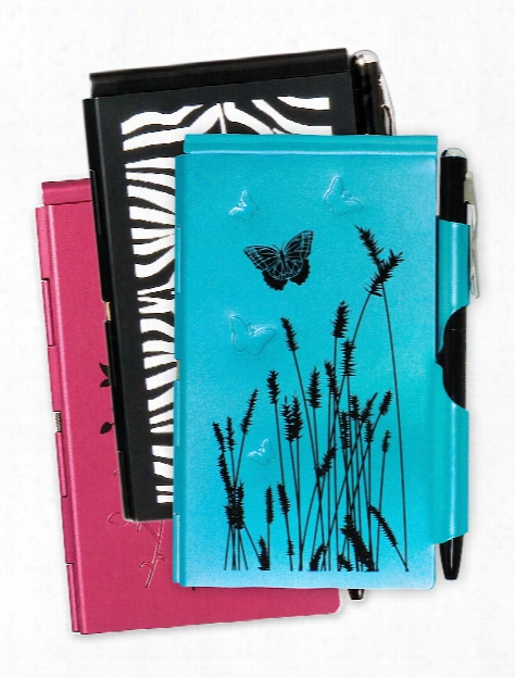 Flip Notes Replacement Note Pads Pack Of 3