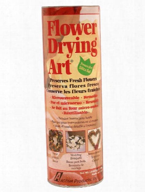 Flower Art Silica Gel 1 1 2 In.