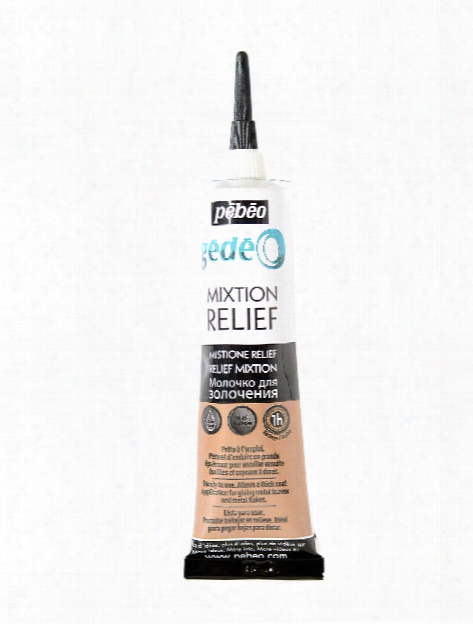Gedeo Relief Gilding Paste 37 Ml Tube