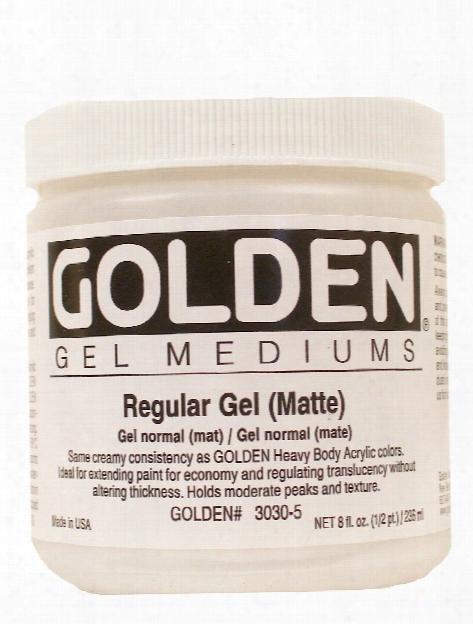 Gel Mediums Extra Heavy Semi-gloss 16 Oz.