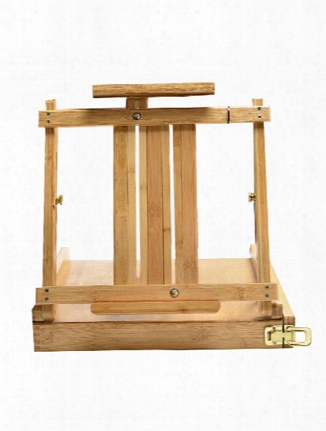 Guadalupe Solid Bamboo Easel Box Style