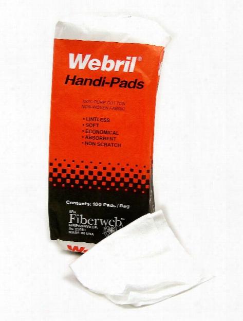 Handi-pads Pack Of 100