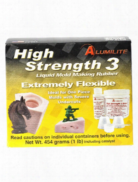 High Strength 3 Rtv Mold Making Rubber 1 Lb. Hsiii Rtv