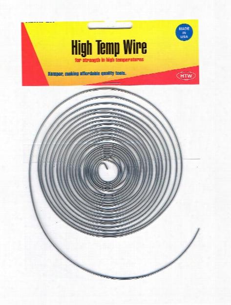 High Temp Wire 17 Gauge 10 Ft.
