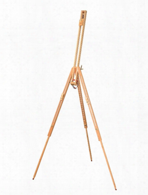Llano Solid Bamboo Easel Field Style