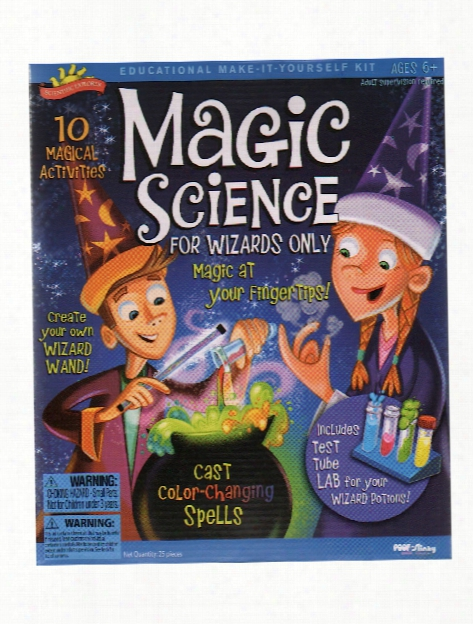 Magic Science For Wizards Kit Each