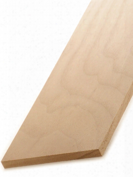 Mahogany Project Woods 1 8 In. X 1 8 In. X 24 In. Single Stick