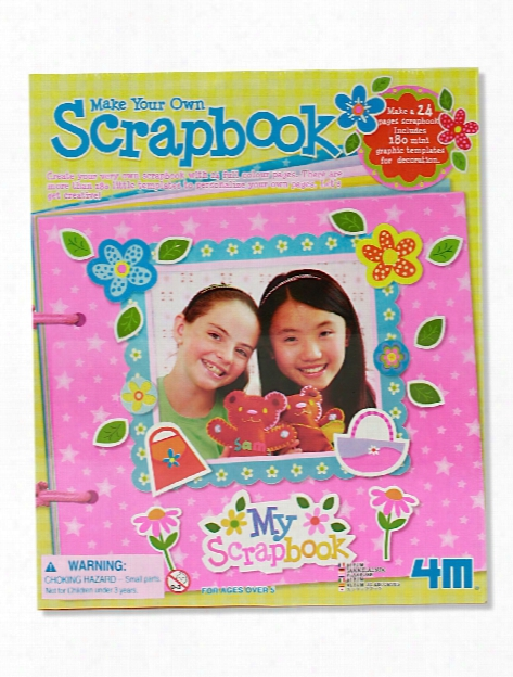 Make Your Own Scrapbook Each