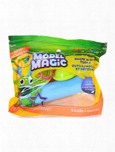 Model Magic Tool Sets Press 'n Pop