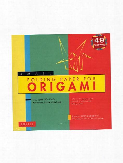 Origami Paper Folding Paper 6 3 4 In. X 6 3 4 In.