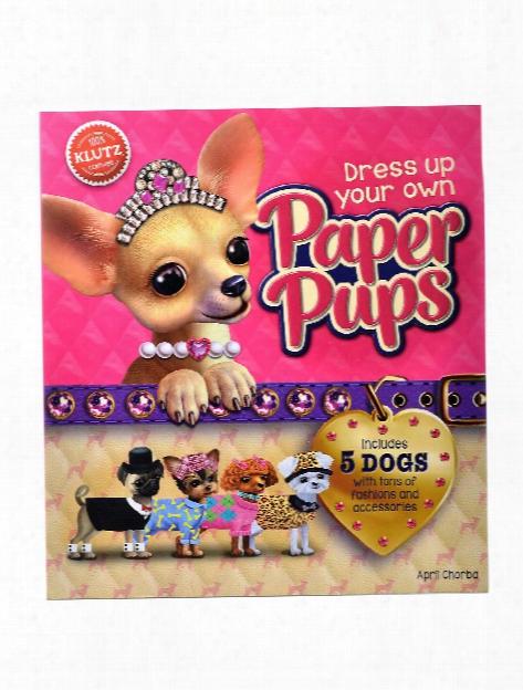 Paper Pups Each
