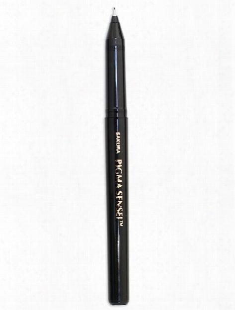 Pigma Sensei Pens 0.3 Mm Ultra-fine Tip Black