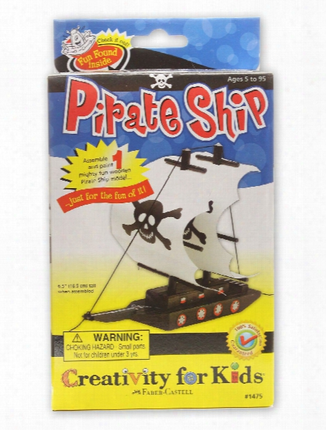 Pirate Ship Mini Kit Each