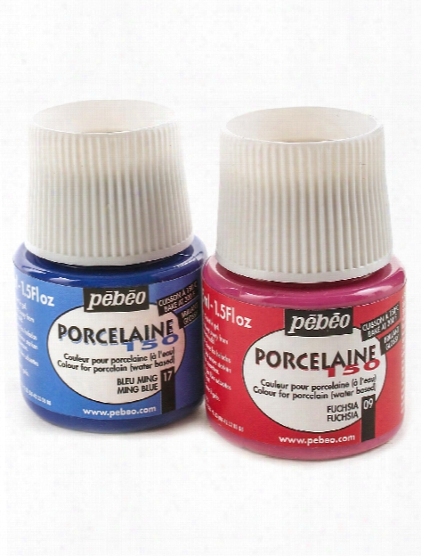Porcelaine 150 China Paint Shimmer Green 45 Ml