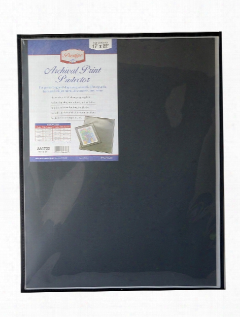 Print Protectors 30 In. X 40 In.