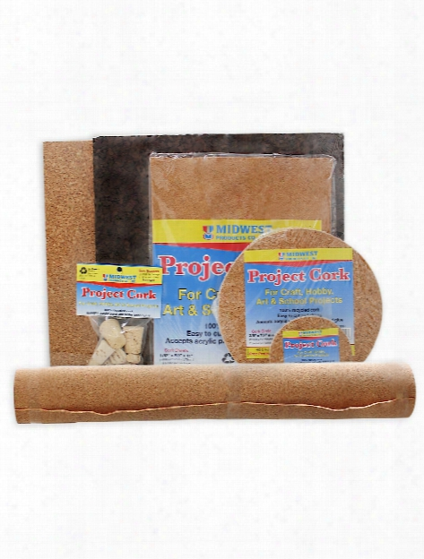 Project Cork Circles 3 8 In. X 7 1 2 In. Pack Of 2