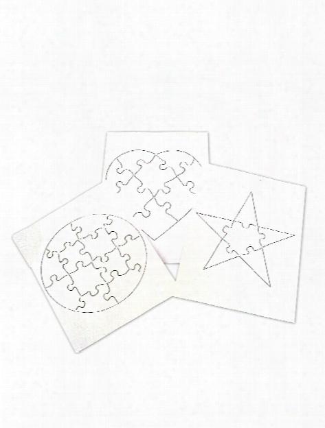 Puzzle Shapes Compoz-a-star
