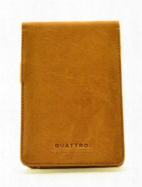 Quattro Leather Cover S Saddle