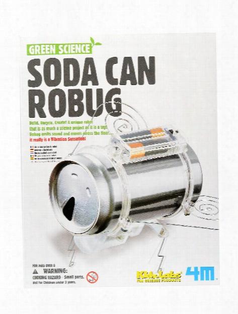 Soda Can Robug Kit Each