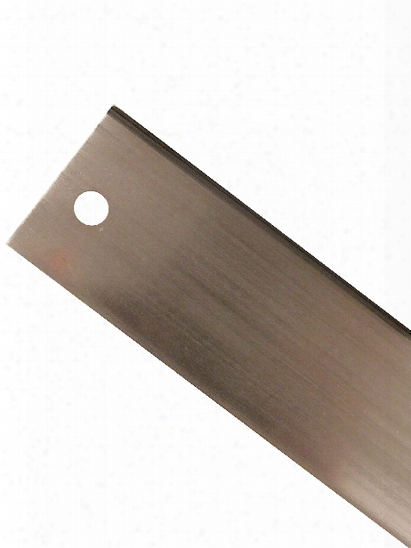 Stainless Steel Straight Edge 24 In.