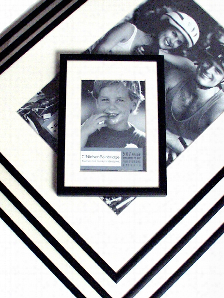 Studio Collection Metal Frames 12 In. X 16 In. 8 In. X 12 In. Opening Black