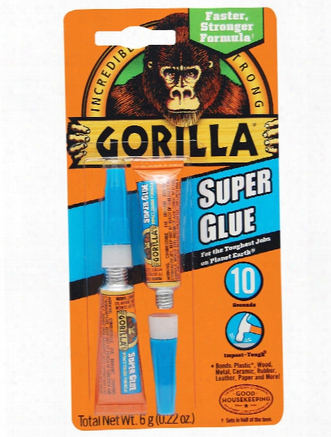Super Glue 15 G (0.53 Oz.) Bottle