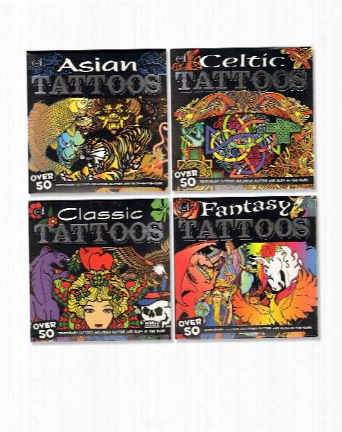 Tattoo Box Asian Tattoos
