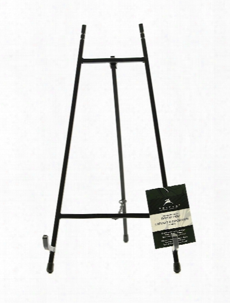 Traditional Black Art Easels 5 In. Each