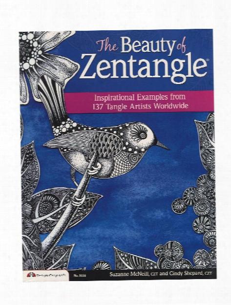 Zentangle Book Series Joy Of Zentangle 5398