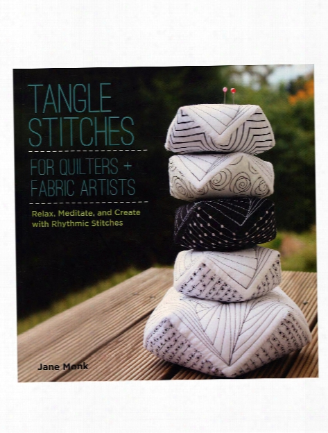 Zentangle Stitches For Quilters And Fabric Artists Each