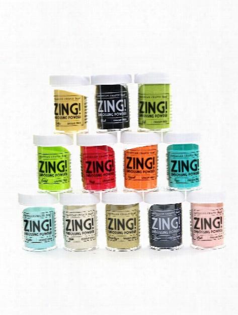 Zing Embossing Powder Lavender