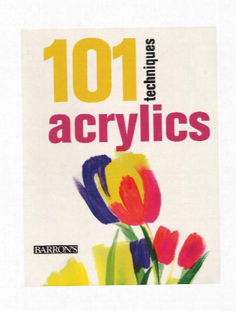 101 Techniques Watercolor