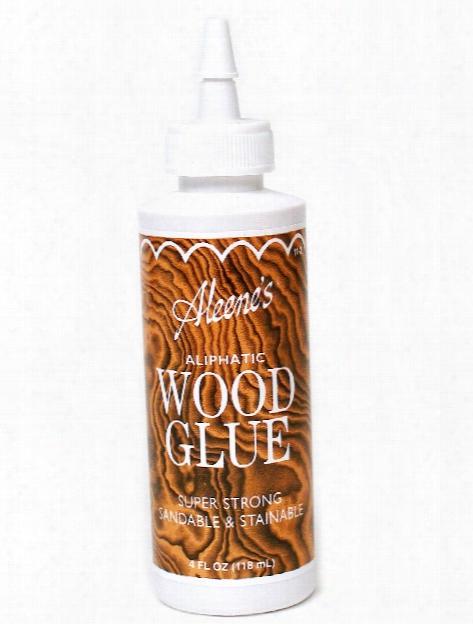 Aliphatic Wood Glue 4 Oz.