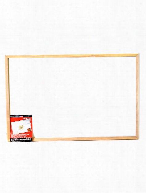 Aluminum Dry Erase Board 23 In. X 35 In.