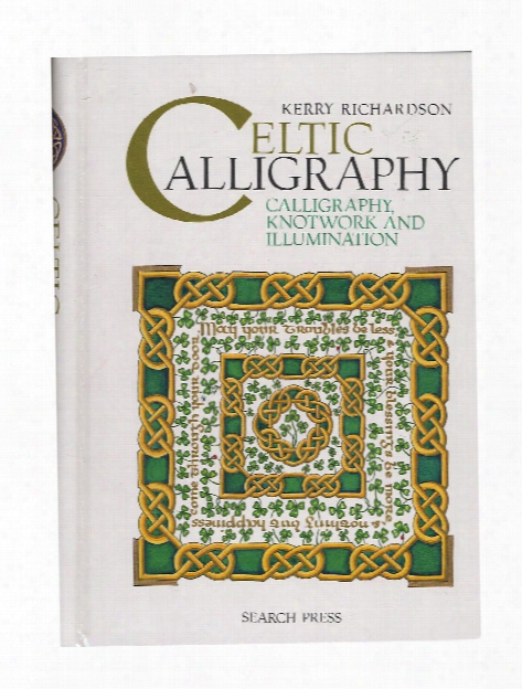 Celtic Calligraphy Each