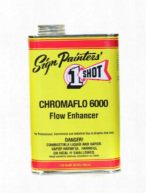 Chromaflo 6000 Flow Enhancer 32 Oz.