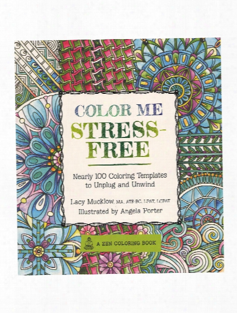 Color Me Series Stress-free