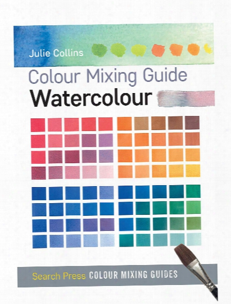 Colour Mixing Guide: Watercolour Each