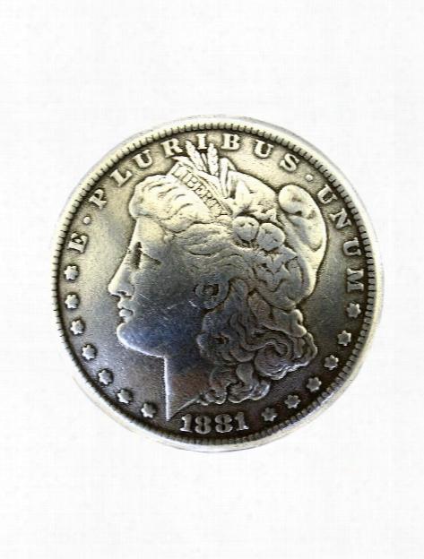 Conchos 1 1 2 In. Morgan Dollar Heads