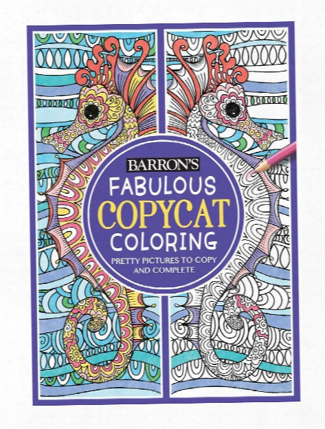 Copycat Coloring Book Amazing