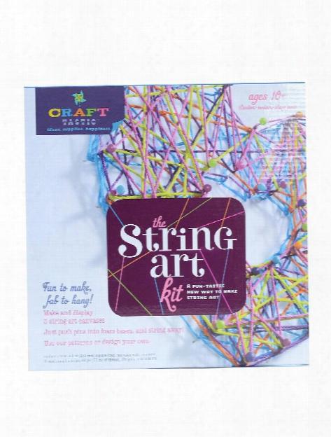 Craft Tastic String Art Kit Each